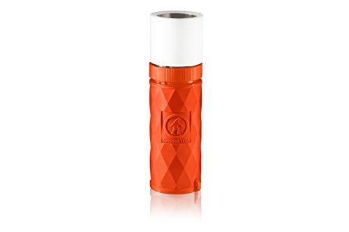 Outdoor Tech. OT1351-O Buckshot Pro Bluetooth Lautsprecher mit Powerbank/Taschenlampe orange und USB-Ladegerät