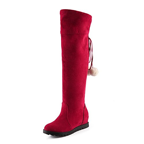 Adee, Bottes pour Femme red