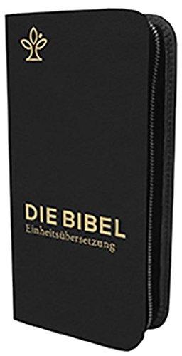 Die Bibel. Taschenausgabe nobilis Echtleder mit Reißverschluss: Gesamtausgabe. Einheitsübersetzung