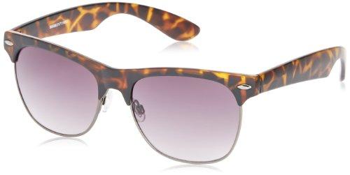 Icon Eyewear - Occhiali da sole, Uomo, marrone (Brown (Matt Demi)), Taglia unica