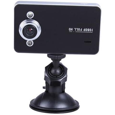 K60002.4LCD Full HD 1080p coche vehículo cámara grabadora de vídeo Dash videocámara CR1005