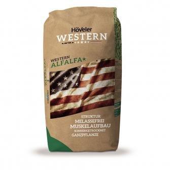 Höveler Western Alfalfa 25 kg