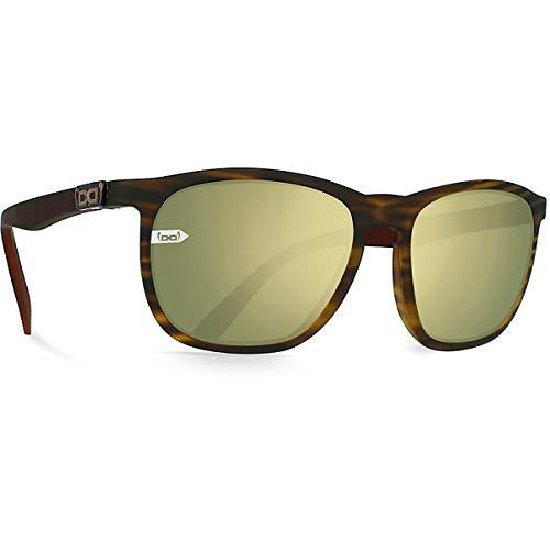 gloryfy unbreakable eyewear Gi13 Soho Sonnenbrille, Braun, One Size