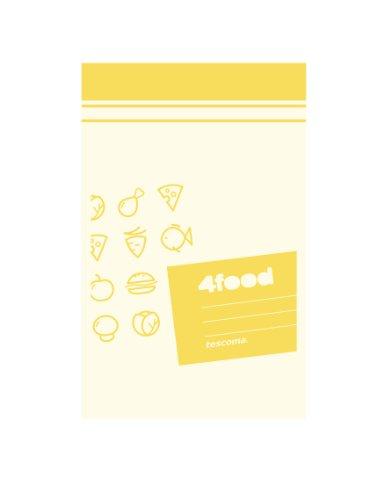 Tescoma 4Food 19 x 12 cm 20-Piece Food Bags