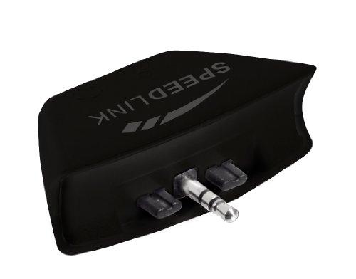Speedlink LIVE Headset Adapter for Xbox 360 - Adattatore per headset per l'Xbox 360, nero