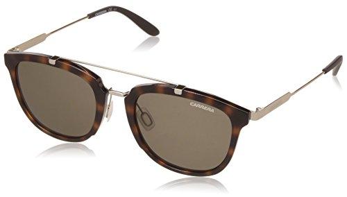 Carrera Herren 127/S 70 SCT Sonnenbrille, Havana Gold/Brown, 51