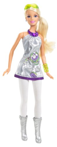 Barbie Toy Story 3 Loves Buzz Puppe