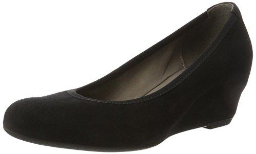 Gabor Shoes Damen Basic Pumps, Schwarz (17 Schwarz), 40.5 EU