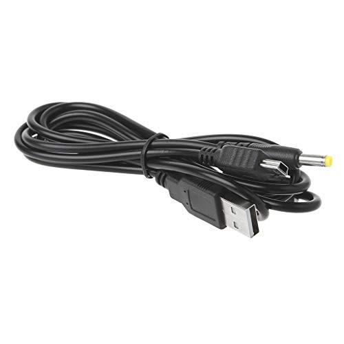 cicikiki - Cable de Datos USB 2 en 1 para PSP 2000 3000