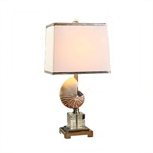 Tischlampe Mediterran Muschel Wohnzimmer Einfachen Europäischen Stil Schlafzimmer Nachttischlampe Modern Einfach Kreativ Mode Beleuchtung