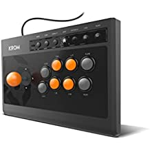 Krom KUMITE - NXKROMKMT - Joystick Arcade, Negro