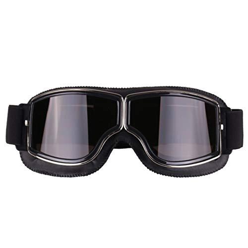Daesar Arbeitsbrille Brillenträger Sportbrille Polarisiert Motorrad Brille Herren Schwarz...