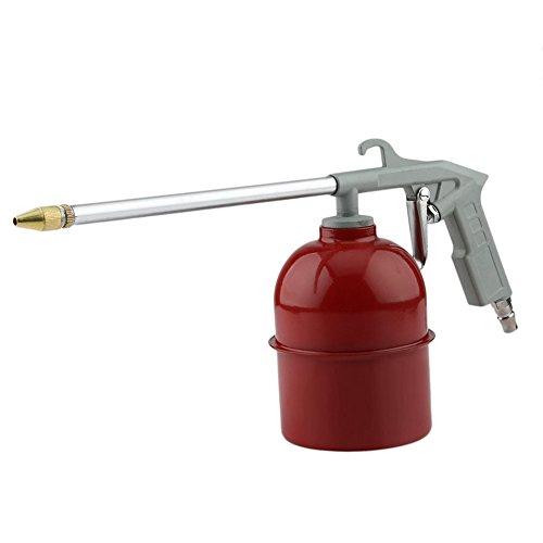 Momorain Tragbare Automobil-Auto-Maschinen-Reinigungs-Pistolen-Lösungsmittel-Luft-Sprayer-Entfetter-Werkzeug (Farbe: Grau) (Amp-1-geschwindigkeiten-motor)