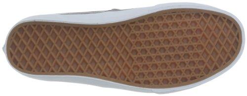 Vans Authentic Scarpe da Skateboard, Unisex Adulto Nero (Iridescentglit)