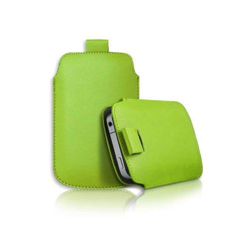 Lapinette pull-xl-vert-50-saphir Schutzhülle für Archos 50Saphir grün