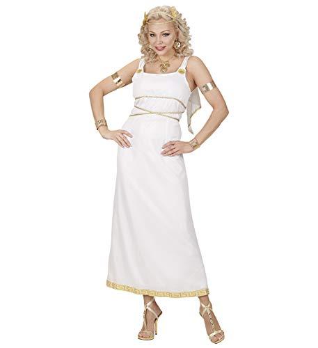 Griechische Aphrodite Kostüm - Nerd Clear Griechische Aphrodite Damen Kostüm 2-teilig Größe S-XL: Größe S