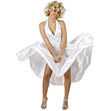 Librolandia - Disfraz de Marilyn para mujer, talla M/L (95414)