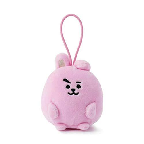 AMA-StarUK36 Kpop BTS Bangtan Boys Schlüsselbund plüsch Puppe anhänger kreative schlüsselanhänger anhänger Tasche Dekoration heißes Geschenk für a(H02) - 1-dollar-schlüsselanhänger