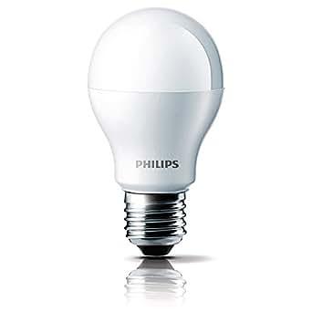 philips led birne 8w ersetzt 48w 827 600 lumen e27. Black Bedroom Furniture Sets. Home Design Ideas