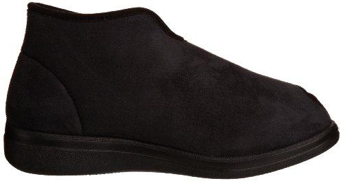 Rohde3556 - Pantofole Unisex adulti Black
