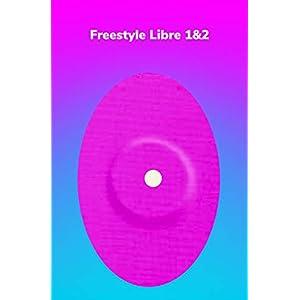 31G4K mKEsL. SS300  - FixTape atmungsaktives Sensor-Tape für Freestyle Libre 1 & 2 I selbstklebendes Patch für Glukose-Sensor mit hohem Trage-Komfort I hautfreundlich und wasserfest in modernen Designs I 7 Stück