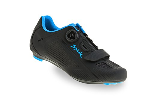 Spiuk Altube Road Chaussures, Unisexe Adulte Noir / Bleu