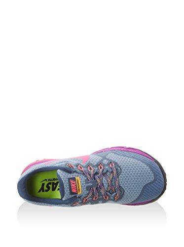 NikeAir Zoom Wildhorse 3 - Scarpe Running donna Multicolore (Multicolor (Ocean Fog/Hyper Violet/Laser Orange/Hyper Pink))