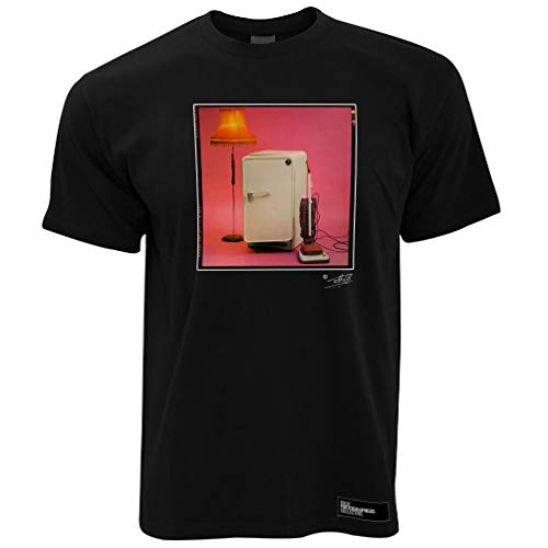 Rock Photographers Collective The Cure's Three Imaginary Boys Album Cover T-Shirt Homme - Noir/M