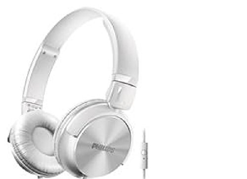 Philips-Shl3095Wt94-Dj-Style-Monitoring-Headphone-With-Mic-White
