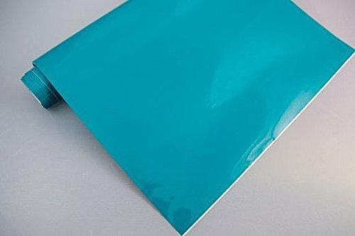 neoxxim-plotterfolie-glanz-11-turkis-blau-30-x-106-cm-plotter-folie-mobelfolie-matt-oder-glanz-viele