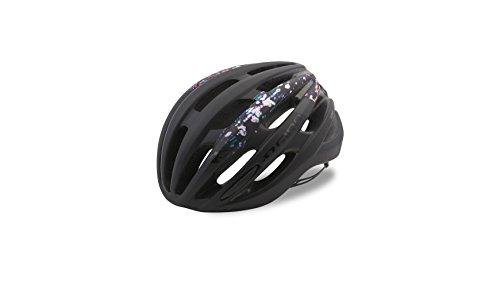 Велосипедный шлем Twist Foray, круглый год, унисекс, цвет матовый черный отколовшийся, средний размер