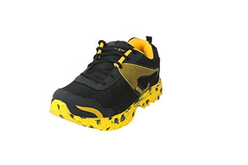Bacca Bucci Men Blue Pu And Mesh Sport Shoes 8 Uk
