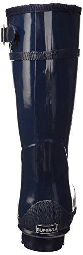 Superga 792-Rbrw, Stivali, Donna 940 Blue