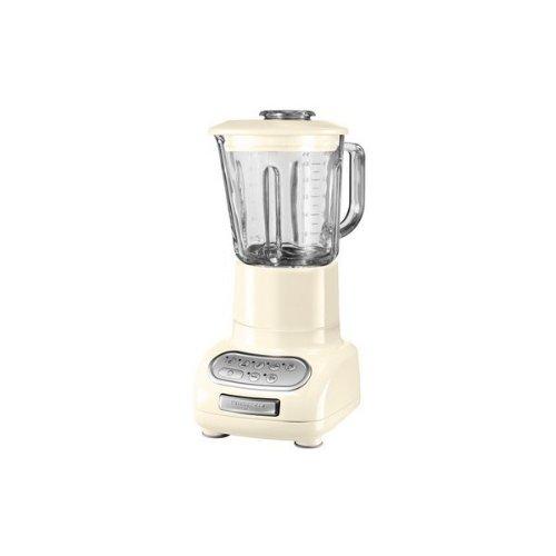 Kitchenaid 5KSB555EAC Standmixer, Artisan-Serie, crème