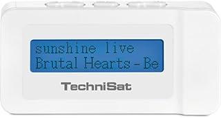 TechniSat DigitRadio GO Mobiles Radio im Taschenformat (DAB+, UKW/RDS) weiß (B00H9ZRSMW) | Amazon price tracker / tracking, Amazon price history charts, Amazon price watches, Amazon price drop alerts