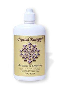 Phi Sciences Crystal Energy - Das Geheimnis der Langlebigkeit (120ml) - Toxin Entfernung