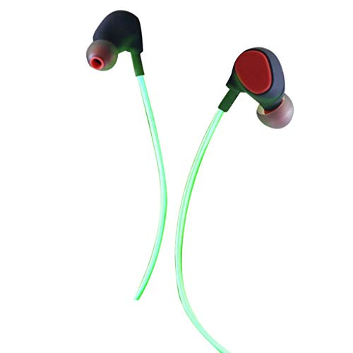 Dtuta Farbenfrohes Licht Kann Nur FüR KopfhöRer Und Nachtlaufsport Verwendet Werden Kabelloses, KopfhöRer Mit Mikrofon, Stereo-Bass-Technologie