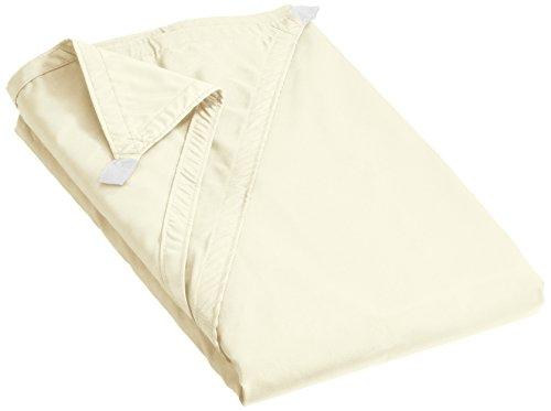 Ideanature toile d'ombrage triangulaire 5x5x5m polyester déparlent anti UV 180 gr/m2 ivoire, , Ivoire, 36 x 25 x 5 cm,