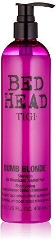 Bed Head Dumb Blonde Shampoo - 400 ml