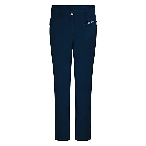 Dare 2b Damen SELTENHEIT wasserabweisend und Winddicht Softshell Ski Hose Salopette XS Blau (Blue Wing)