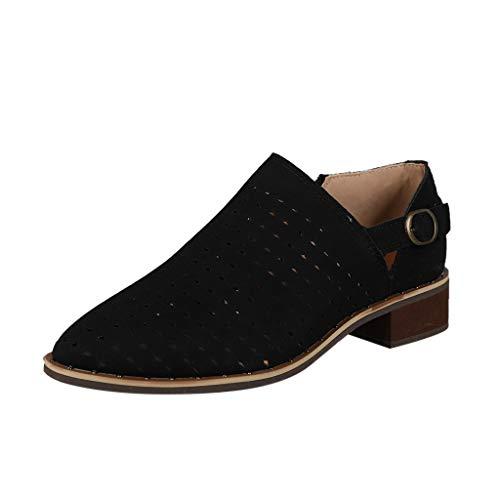 Sandalen Damen Sommer Vintage Hohl Casual Flache Schuhe Mit Niedrigen Absätzen Schuhe Bare Ankle Rutschfeste Römer Bare Sandale