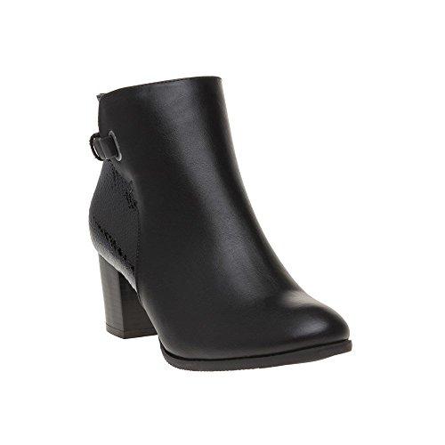 Lotus Tanaan Womens Dress Ankle Boots 4 Black