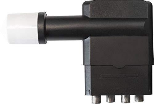 MegaSat 0401065 Multifeed Quad-LNB (23 mm Aufnahme)