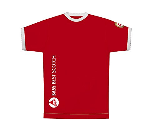 bass-best-scotch-beer-mens-t-shirts-crew-neck-size-xl-red-colour-short-sleeve