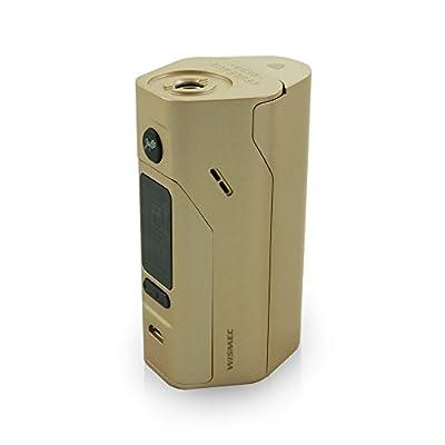 Wismec Reuleaux RX2/3 Electronic Cigarette Mod, Gold by Wismec
