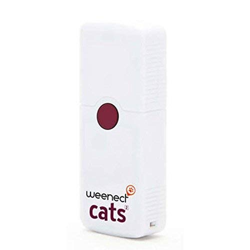 Weenect Cats 1, Collier GPS pour Chat