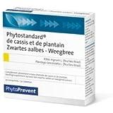 Phytostandard - Cassis et Plantain - 30 comprimés