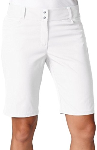 Adidas Essentials Lightweight Short, Golf, Damen 40 weiß
