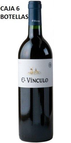 El Vinculo 2007 Vino De Castilla La Mancha Reserva Caja 6 Ud