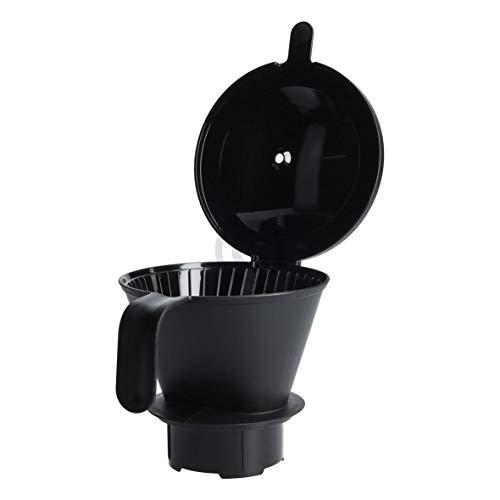 Filterhalter schwarz für Philips Senseo Switch HD7892 Kaffeemaschine